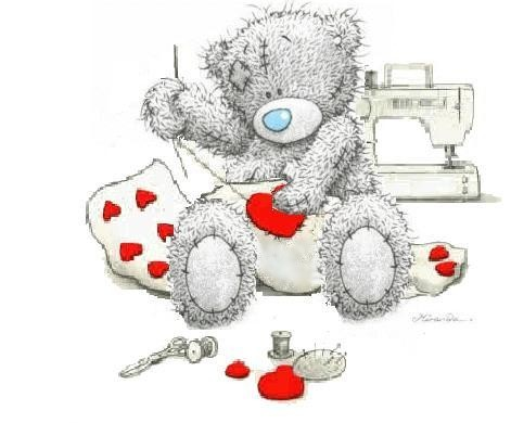 image amour nounours